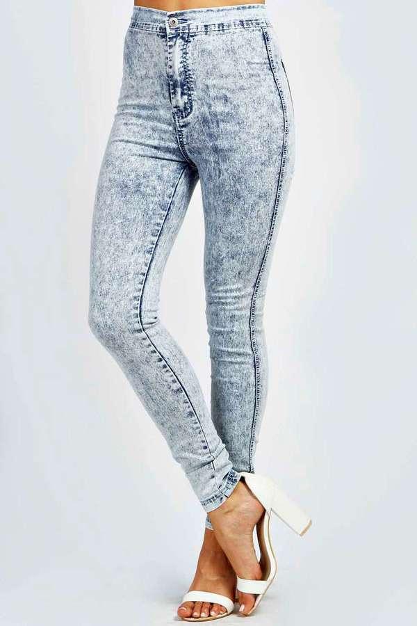 Фото джинсы женские варенка