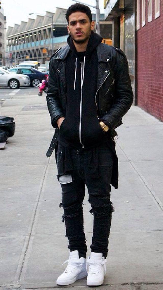Black men fashion tumblr