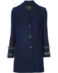 Abrigo Azul Marino de Derek Lam