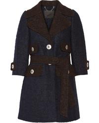 Abrigo azul marino de Marc Jacobs