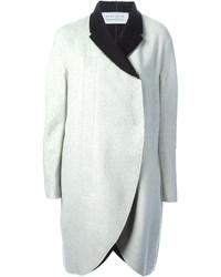 Abrigo Blanco y Negro