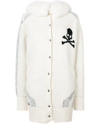 Abrigo blanco de Philipp Plein