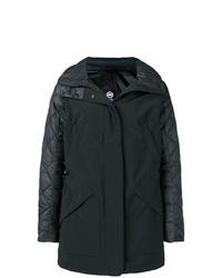Abrigo de plumón negro de Canada Goose