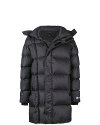 Abrigo de plumón negro de NONO9ON
