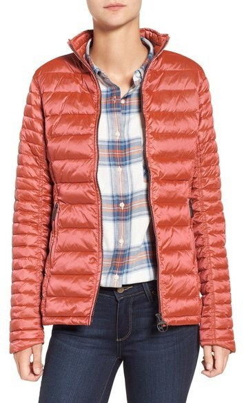Abrigo Combinar Y Plumón Barbour Rojo Cómo Dónde Comprar De 7zRq4