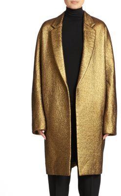 Abrigo dorado