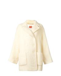 Abrigo en beige de Kenzo Vintage