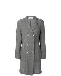 Abrigo gris de Barena