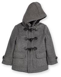 Abrigo gris de Burberry