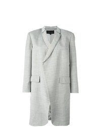Abrigo gris de Comme Des Garçons Vintage