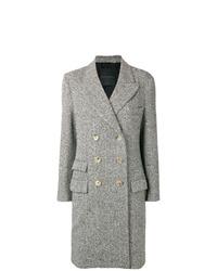 Abrigo gris de Ermanno Scervino