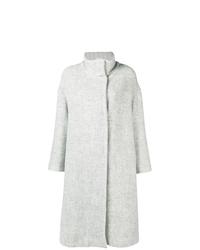 Abrigo gris de Fabiana Filippi