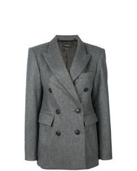 Abrigo gris de Isabel Marant