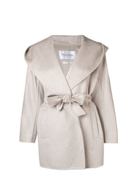 Abrigo gris de Max Mara