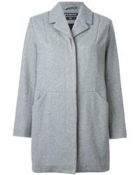 Abrigo gris de Mini Market