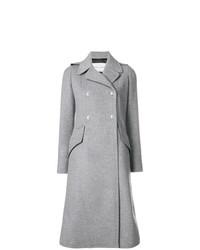 Abrigo gris de Sonia Rykiel