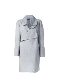 Abrigo gris de Y's By Yohji Yamamoto Vintage