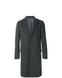 Abrigo largo en gris oscuro de Officine Generale