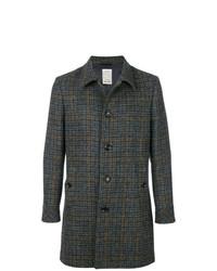Abrigo largo en gris oscuro de Paltò