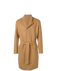 Abrigo largo marrón claro de Acne Studios