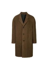 Abrigo largo marrón de Lemaire