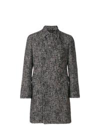 Abrigo largo marrón de Tagliatore