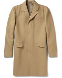 Abrigo largo marrón de Theory