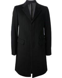 Abrigo largo negro