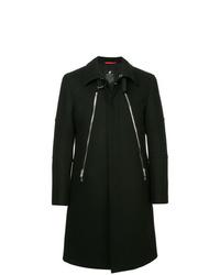 Abrigo largo negro de Loveless