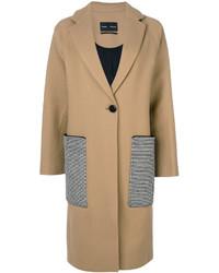 Abrigo marrón claro de Proenza Schouler