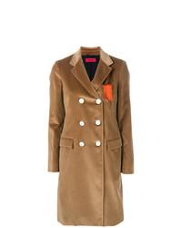 Abrigo marrón claro de The Gigi