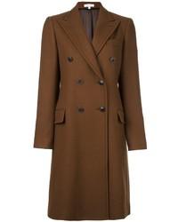 Abrigo marrón de Boglioli