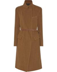 Abrigo marrón de Donna Karan