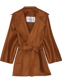 Abrigo marrón de Max Mara