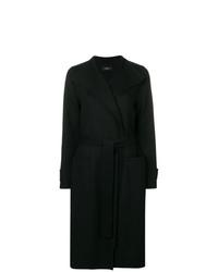 Abrigo negro de Joseph