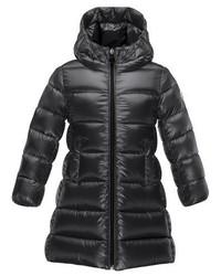 Abrigo Negro de Moncler