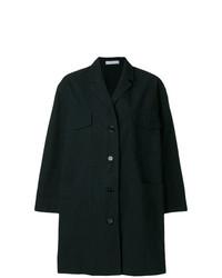 Abrigo negro de Peter Jensen