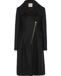 Abrigo negro de Tod's