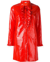 Abrigo rojo de Manoush