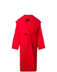 Abrigo rojo de Marc Jacobs
