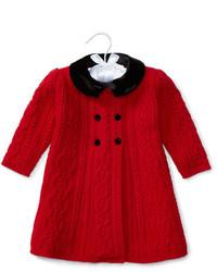 Abrigo rojo de Ralph Lauren