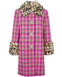 Abrigo rosa de Marc Jacobs