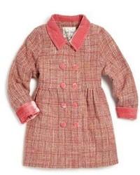Abrigo rosado