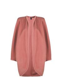 Abrigo rosado de Emanuel Ungaro Vintage