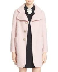 Abrigo rosado de Kate Spade