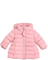 Abrigo rosado de MonnaLisa