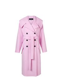 Abrigo rosado de Rochas