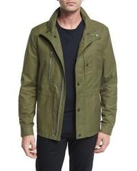 Abrigo verde oliva de Tom Ford