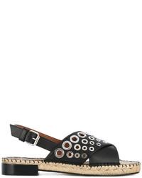 Alpargatas negras de Givenchy