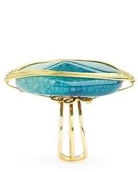 Anillo Azul Marino de Lapis